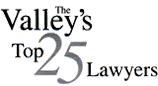 The Valley's Top 25 Lawyers